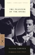 The Phantom of the Opera (Modern Library Classics) Cover