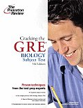 Cracking The Gre Biology Test 5th Edition