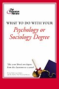 What to Do with Your Psychology...