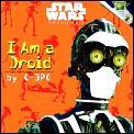 I Am A Droid Star Wars Foil Stickers