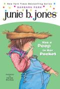 Junie B. Jones #15: Junie B. Jones Has a Peep in Her Pocket Cover