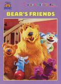 Bears Friends Color Activity Fun Ear In