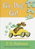 Go Dog Go A Puzzle Book 4 Fun Puzzles