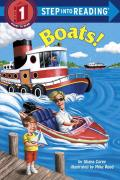 Boats (Step Into Reading: A Step 1 Book)
