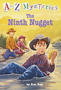 A to Z Mysteries #14: The Ninth Nugget Cover
