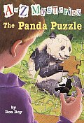 A To Z Mysteries 16 Panda Puzzle
