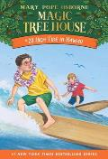 Magic Tree House #28: High Tide in Hawaii Cover