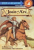 Joan of Arc (Step Into Reading: A Step 4 Book) Cover