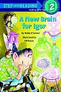 A New Brain for Igor (Step Into Reading: A Step 2 Book) Cover