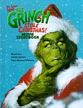 How the Grinch Stole Christmas! Movie Storybook Cover