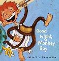 Good Night Monkey Boy