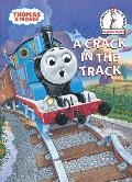 A Crack in the Track (Thomas & Friends) Cover