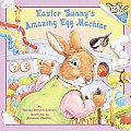 Easter Bunny's Amazing Egg Machine (Random House Picturebacks) Cover