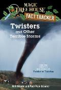 Magic Tree House Research Guides #08: Twisters and Other Terrible Storms Cover