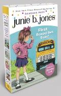 Junie B Jones Boxed Set 1 To 4