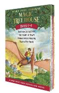 Magic Tree House Collection: Volume One