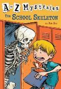 A To Z Mysteries 19 School Skeleton