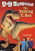 A To Z Mysteries 20 The Talking T Rex