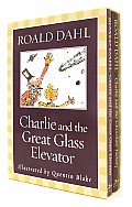 Charlie and the Chocolate Factory/Charlie and the Great Glass Elevator Boxed Set Cover