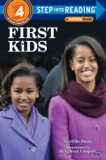 First Kids (Step Into Reading - Level 4 - Quality) Cover