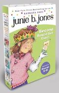 Junie B. Jones's Second Boxed Set Ever (Books 5-8)