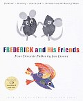 Frederick & His Friends with CD Four Favorite Fables