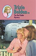 Trixie Belden #02: The Red Trailer Mystery Cover