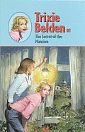 Trixie Belden #01: The Secret of the Mansion Cover