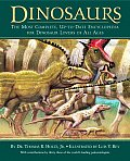 Dinosaurs The Most Complete Up To Date Encyclopedia for Dinosaur Lovers of All Ages