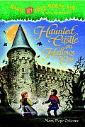 Magic Tree House Series #30: Haunted Castle on Hallow's Eve  Cover