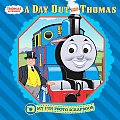 Day Out with Thomas My Fun Photo Scrapbook