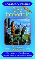 The Immortals Box Set Cover