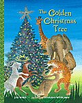 The Golden Christmas Tree (Big Little Golden Books)