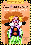 Junie B. Jones #24: Junie B., First Grader: Boo...and I Mean It!