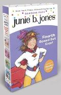 Junie B. Jones' Fourth Boxed Set Ever