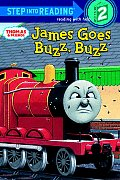 James Goes Buzz Buzz Step 2 Read