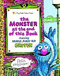 The Monster at the End of This Book (Big Little Golden Books)