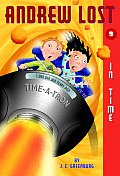 Andrew Lost #9: In Time Cover