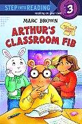 Arthur's Classroom Fib [With Stickers]