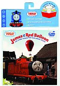 James and the Red Balloon: And Other Thomas the Tank Engine Stories with CD (Audio) (Thomas &amp; Friends) Cover