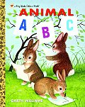 Animal ABC (Big Little Golden Books) Cover