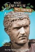 Magic Tree House Research Guides #14: Ancient Rome and Pompeii: Cover