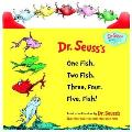 One Fish, Two Fish, Three, Four, Five Fish (Dr. Seuss Nursery Collection) Cover