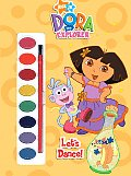Nick Jr. Dora the Explorer Let's Dance!