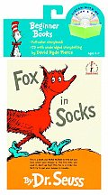 Fox in Socks Book & CD [With CD (Audio)]