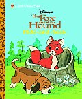 The Fox and the Hound: Hide and Seek (Little Golden Books)