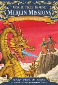 Magic Tree House #37: Dragon of the Red Dawn with Tattoos Cover