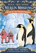 Magic Tree House #40: Eve of the Emperor Penguin: A Merlin Mission [With Sticker(s)] Cover