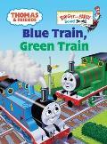 Thomas & Friends Blue Train Green Train