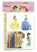 Disney Princess Make Your Own Little Golden Book with Sticker and Crayons and Pens/Pencils and Stencils (Make Your Own)